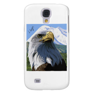 Eagle Galaxy S4 Hülle