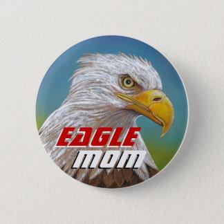 EAGLE-GEIST - Mamma-Knopf Runder Button 5,7 Cm
