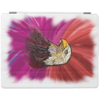 Eagle-Illustrationsmalerei iPad Smart Cover
