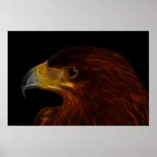 Eagle ist gelandet poster
