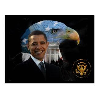 Eagle ist… gelandet postkarte