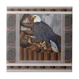 EAGLE König des Raubvogels Keramikfliese