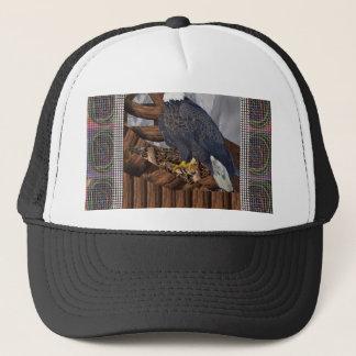 EAGLE König des Raubvogels Truckerkappe
