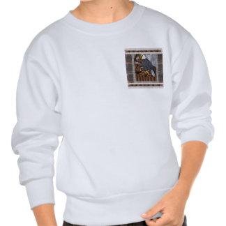EAGLE König des Raubvogels Sweatshirt