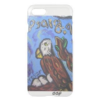 Eagle-Kunst zwei iPhone 8/7 Hülle
