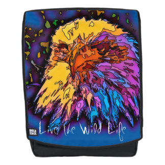 Eagle - leben das wilde Leben/der Rucksack