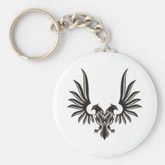 Eagle mit zwei Köpfen Schlüsselanhänger