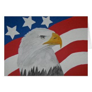 Eagle Mitteilungskarte