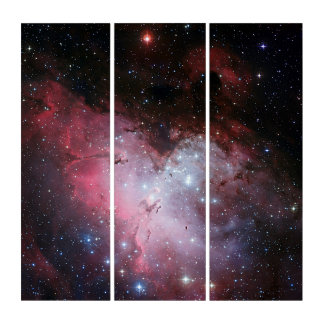 Eagle-Nebelfleck Triptychon