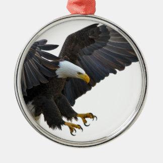 Eagle Silbernes Ornament
