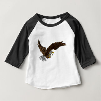 Eagle Swooping Baby T-shirt