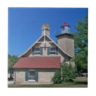 Eagle-Täuschungs-Leuchtturm Keramikfliese