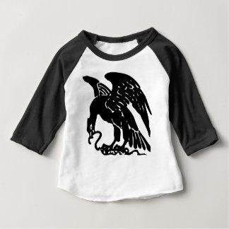 Eagle und Schlange Baby T-shirt
