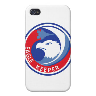 Eagle-Wächter iPhone 4 Schutzhülle