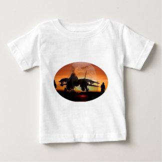 eaglefighterjet22 baby t-shirt