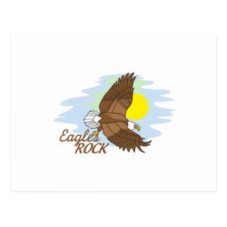 Eagles-Felsen Postkarte