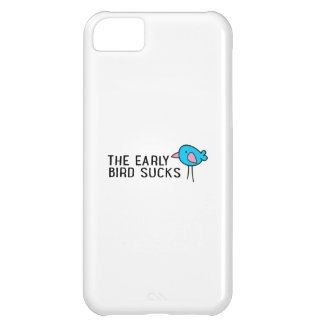 early bird iPhone 5C cover