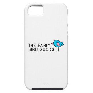 early bird iPhone 5 case