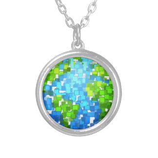 earth2 versilberte kette