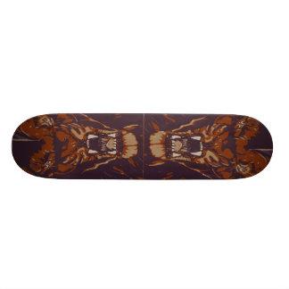 ~EARTH RISING~RAGE~AGAINST das MACHINE~ Skateboard Personalisiertes Skateboarddeck