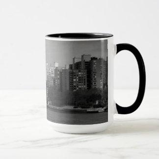 East River Skyline-Panorama-Tasse Tasse