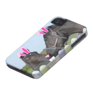 Easte Pony und Pferd iPhone 4 Cover