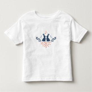 Easter bunnies kleinkind t-shirt