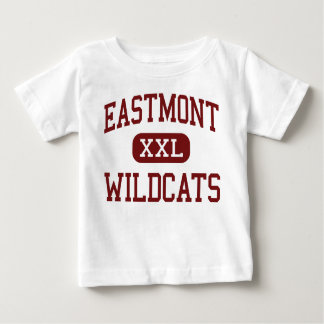 Eastmont - Wildkatzen - hoch - OstWenatchee Baby T-shirt
