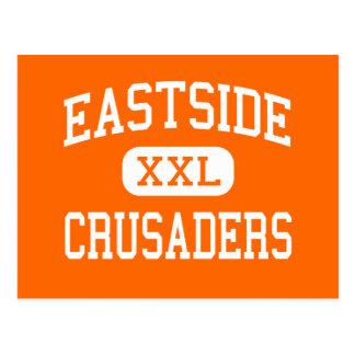 Eastside - Kreuzfahrer - Katholischer - Bellevue Postkarte