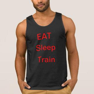 EatSleepTrain Tank Top