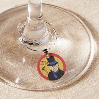 Ebenezer Scrooge Glasmarker