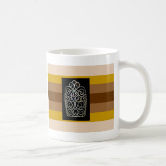 Ebenholz-Diva-Stolz Kaffeetasse