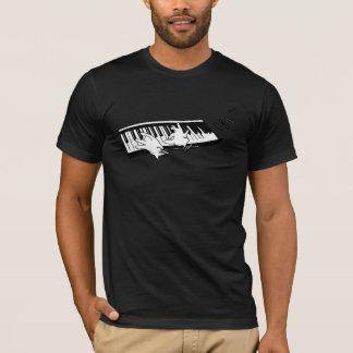 Ebenholz und Elfenbein T-Shirt