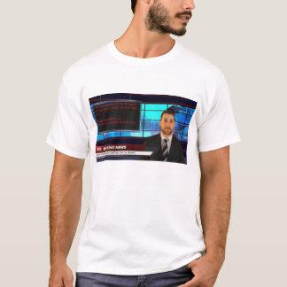 Ebola Ausbruch-Karten-Shirt groß T-Shirt