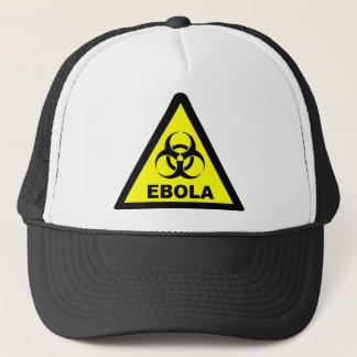 Ebola Warnung Truckerkappe