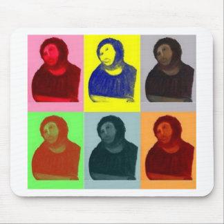 Ecce Homo - Pop-Kunst-Art Mousepads