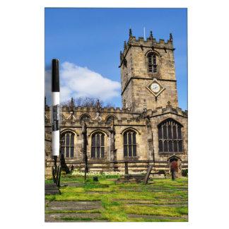 Eccles Feldkirche Sheffield Memoboard