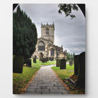 ecclesfield Kirche Fotoplatte