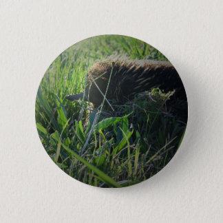 Echidna-Knopf Runder Button 5,7 Cm