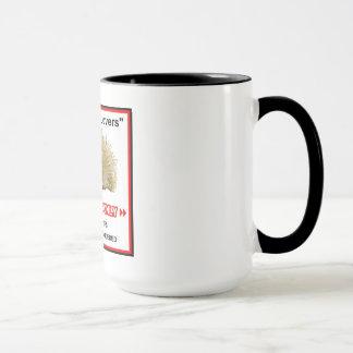 Echidna-Zeichen-Tasse Tasse