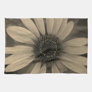 Echinacea-Geschirrtuch Handtuch
