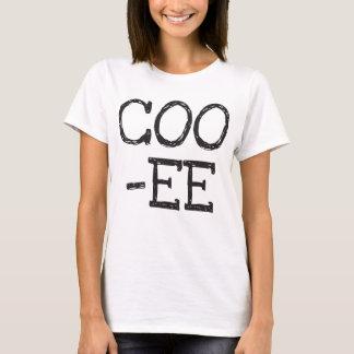 Echter Chris-Greif Cooee T-Shirt