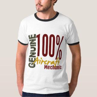 Echter Flugzeugmechaniker T Shirts
