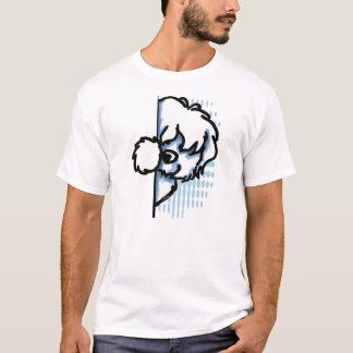 Eckbaumwolle de Tulear T-Shirt