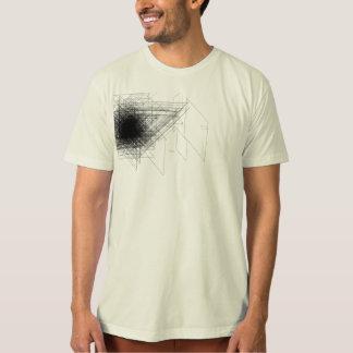 Eckig T-Shirt