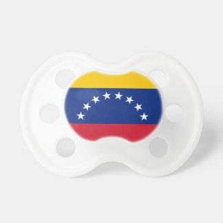 Ecuador-Flagge Schnuller
