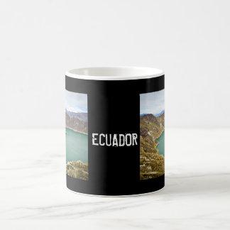 Ecuador Kaffeetasse