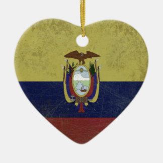 Ecuador Keramik Ornament
