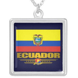 """Ecuador-Stolz-"" Halskette"