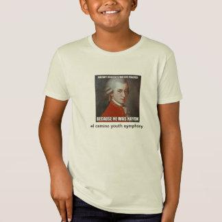 ECYS Bio Baumwollt-shirt T-Shirt
